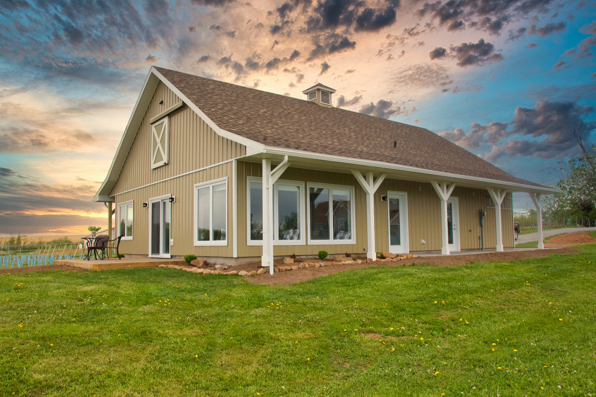 Beausoleil Vineyards and Guest House